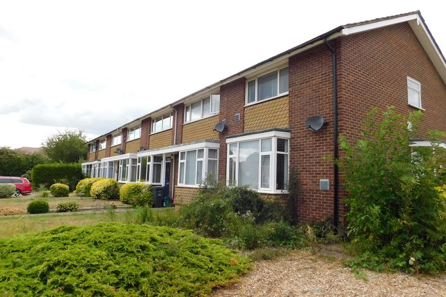 Thumbnail End terrace house to rent in Pevensey Close, Osterley, Isleworth