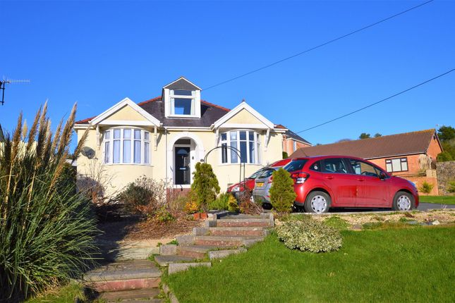 2 bed detached bungalow for sale in Gwscwm Road, Burry Port