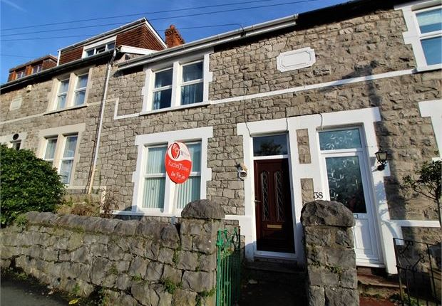Thumbnail Terraced house for sale in Coronation Road, Worle, Weston-Super-Mare, North Somerset.