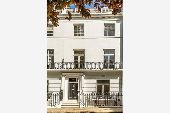 Thumbnail Terraced house for sale in Egerton Crescent, Chelsea