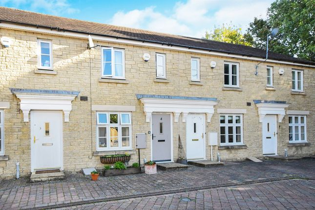 Thumbnail Terraced house for sale in Hornes Mead, Corsham