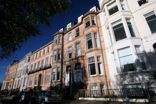 Thumbnail Flat to rent in Woodlands Terrace, Park District, Glasgow