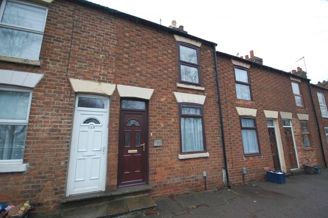 2 bed terraced house to rent in Harborough Road, Kingsthorpe, Northampton NN2
