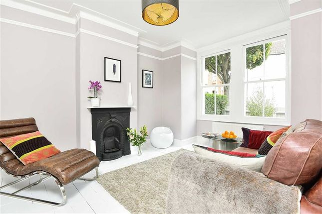 Thumbnail Terraced house to rent in Bickersteth Road, London