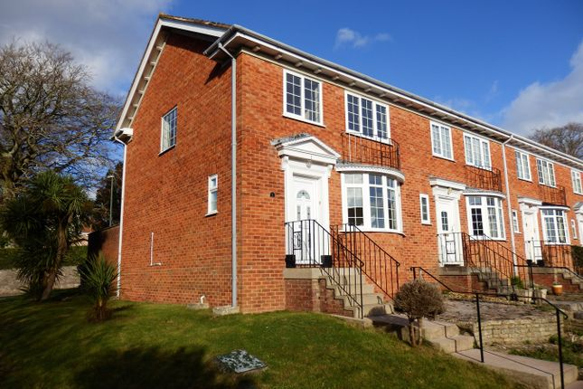 Thumbnail End terrace house to rent in Henbury Close, Torquay