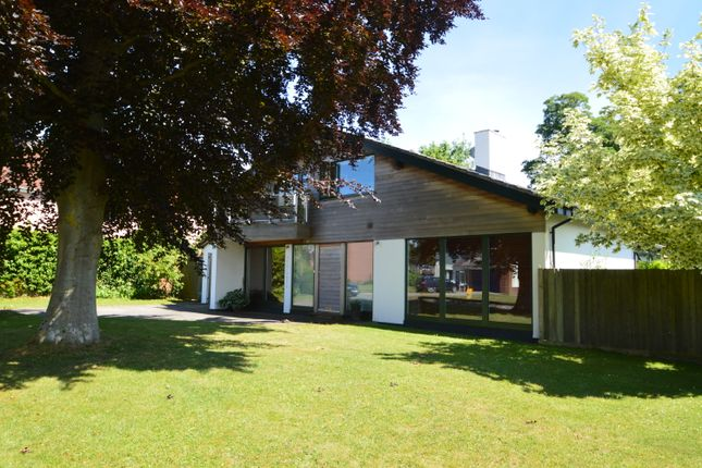Thumbnail Detached house for sale in Wixoe, Stoke By Clare, Sudbury