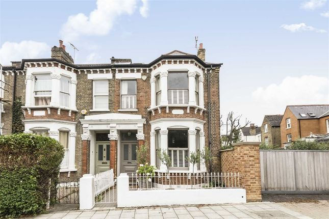Thumbnail Property to rent in Abbeville Road, London