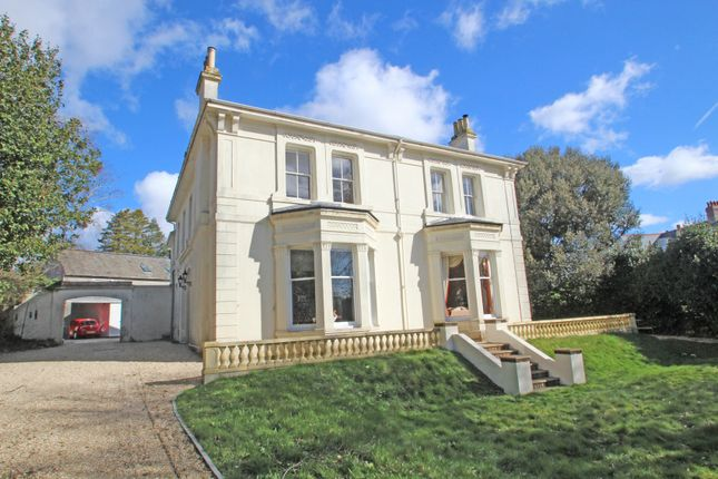 Thumbnail Detached house for sale in Courtfield Road, Mannamead, Plymouth