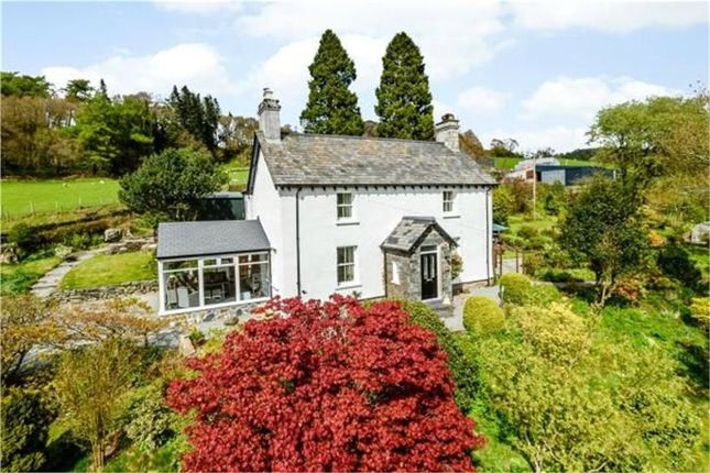 Thumbnail Detached house for sale in Capel Curig, Betws-Y-Coed, Conwy