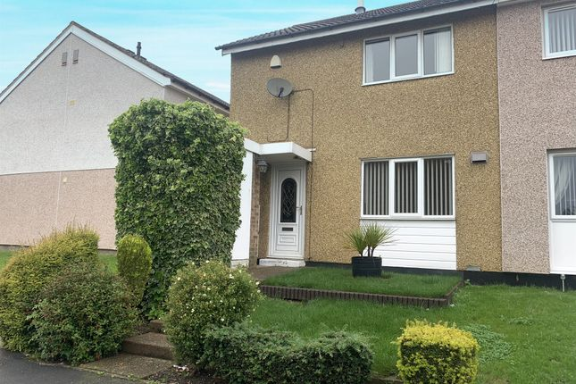Thumbnail 2 bed semi-detached house for sale in Wren Park Close, Chesterfield