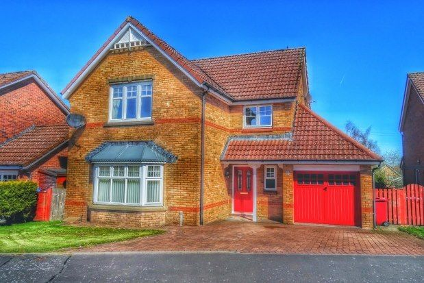 Thumbnail Detached house to rent in East Kilbride, Glasgow