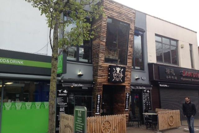 Thumbnail Restaurant/cafe to let in 78-80 Botanic Avenue, Belfast, County Antrim