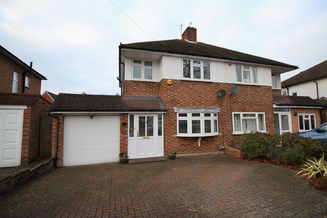 Thumbnail Property for sale in Bassetts Close, Farnborough, Orpington