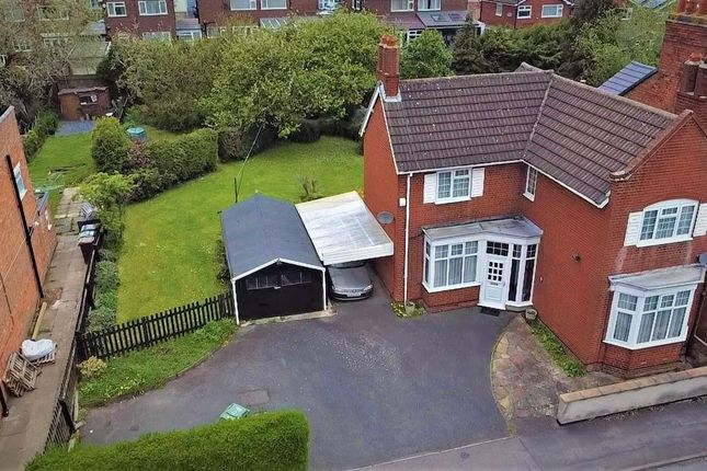 Thumbnail Detached house for sale in Forest Gate, Anstey, Leicester