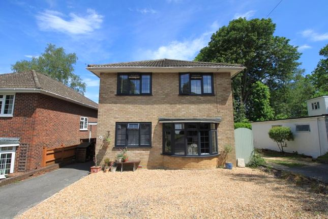 Thumbnail Detached house for sale in Ingersley Rise, West End, Southampton