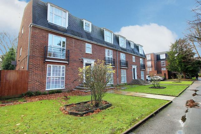 Thumbnail Flat for sale in Queen Annes Place, Enfield