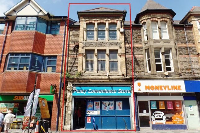 Thumbnail Retail premises for sale in Taff Street, Pontypridd