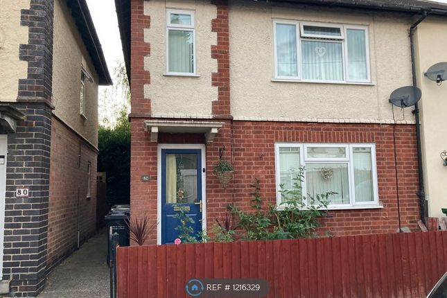 2 bed semi-detached house to rent in Regent Street, Oadby, Leicester LE2