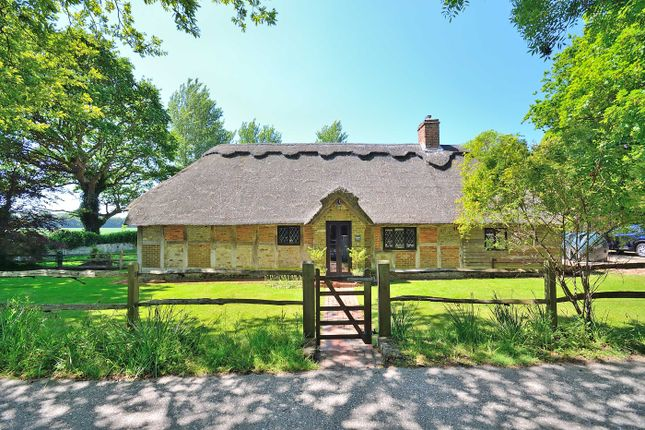 Thumbnail Barn conversion for sale in Grevatts Lane, Climping, West Sussex