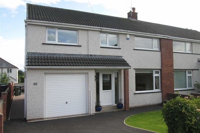 4 bed semi-detached house to rent in Oaktree Crescent, Cockermouth
