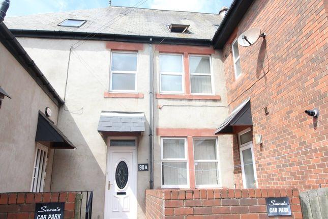 Thumbnail Flat to rent in Wingrove Road, Fenham, Newcastle Upon Tyne