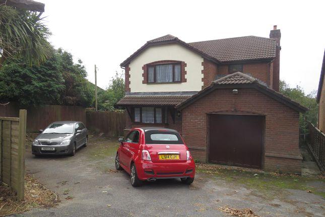 Thumbnail Detached house for sale in Ar Y Bryn, Pembrey, Burry Port