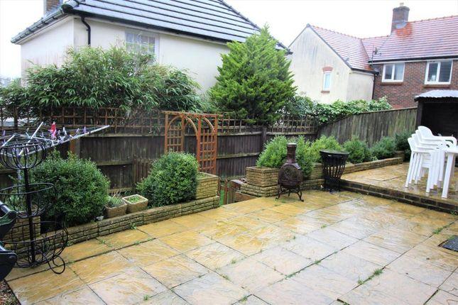 Rear Garden of School Drive, Crossways, Dorchester DT2