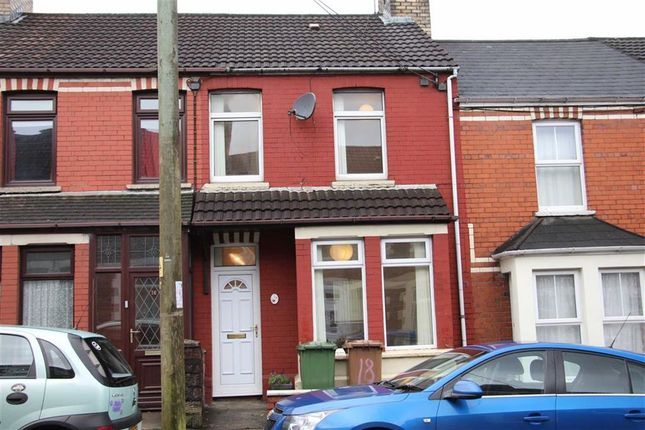 3 bed terraced house to rent in Laurel Court, Church Street, Bedwas, Caerphilly