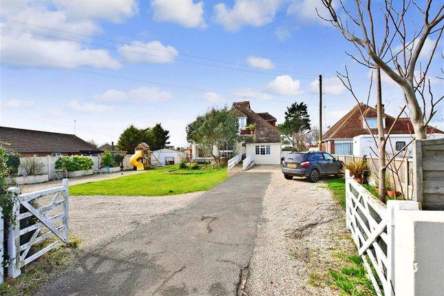 Thumbnail Bungalow for sale in Coast Drive, Greatstone, New Romney, Kent