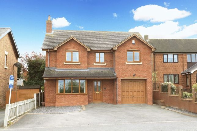 Thumbnail Detached house for sale in 125A Haygate Road, Wellington, Telford