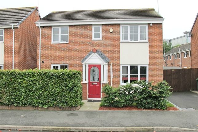 Thumbnail Detached house for sale in Kinsale Drive, Liverpool, Merseyside