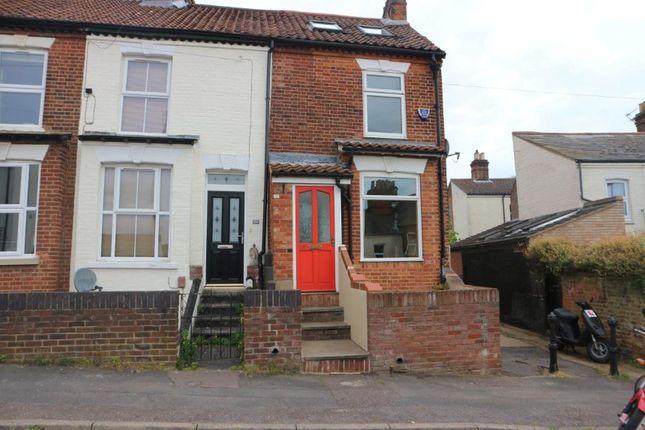 Thumbnail Terraced house for sale in 25 Ella Road, Thorpe Hamlet, Norwich, Norfolk