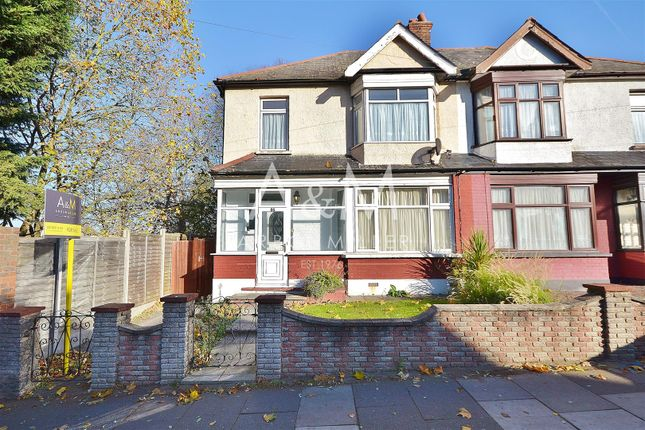 Thumbnail Semi-detached house for sale in Perkins Road, Ilford