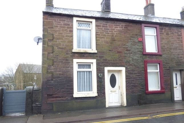 Thumbnail Terraced house to rent in Queen Street, Aspatria, Wigton