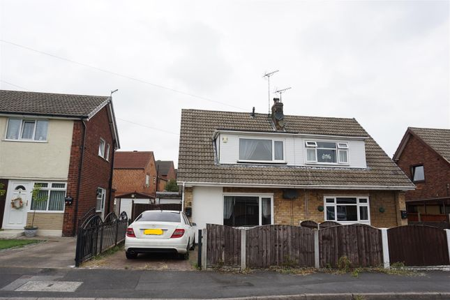 Thumbnail Semi-detached house for sale in Lynden Avenue, Adwick-Le-Street, Doncaster