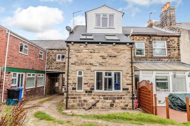 Thumbnail End terrace house for sale in Stannington Road, Sheffield, South Yorkshire