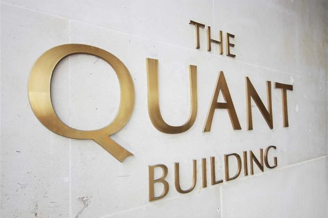 Thumbnail Property for sale in The Quant Building, Walthamstow, London