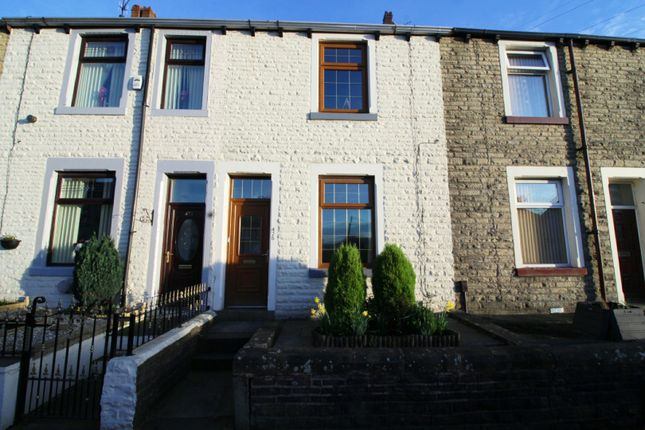 Thumbnail Terraced bungalow for sale in Burnley Road, Colne, Lancashire