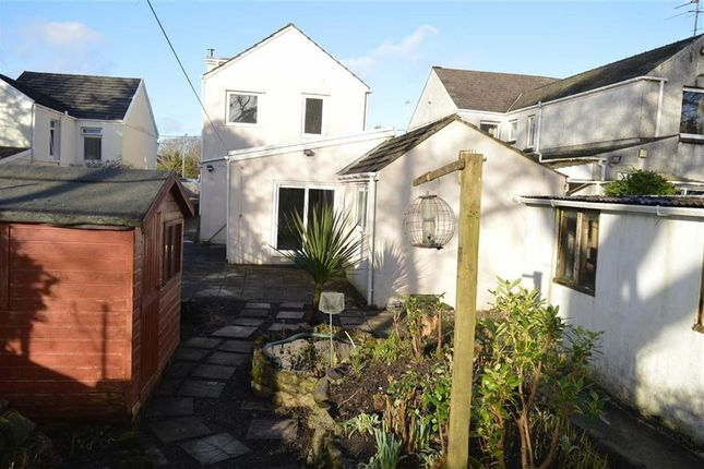 Thumbnail Detached house for sale in Brynymor Road, Gowerton, Swansea
