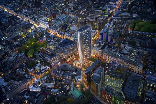 Thumbnail Flat for sale in 101-103 New Oxford Street, London