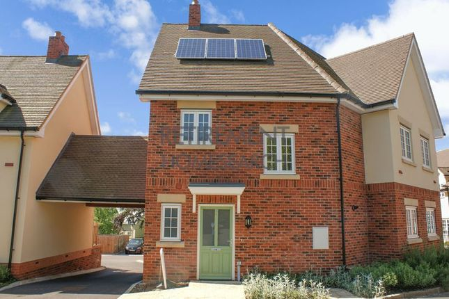 Thumbnail Cottage for sale in 31 Dame Mary Walk, Plot 62 Priory Hall, Halstead