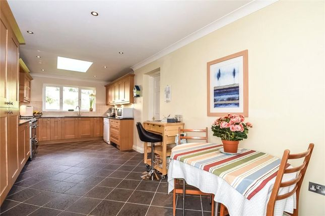 Thumbnail Detached house for sale in Knights Way, Camberley
