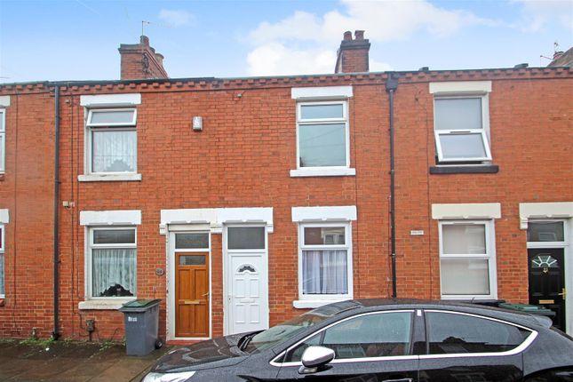Front of Wilks Street, Tunstall, Stoke-On-Trent ST6
