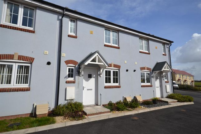 2 bed terraced house for sale in Belfrey Close, Hubberston, Milford Haven