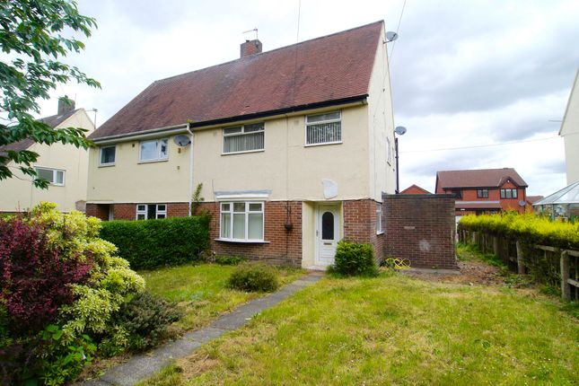Thumbnail Semi-detached house to rent in Bedford Avenue, Birtley, Chester Le Street