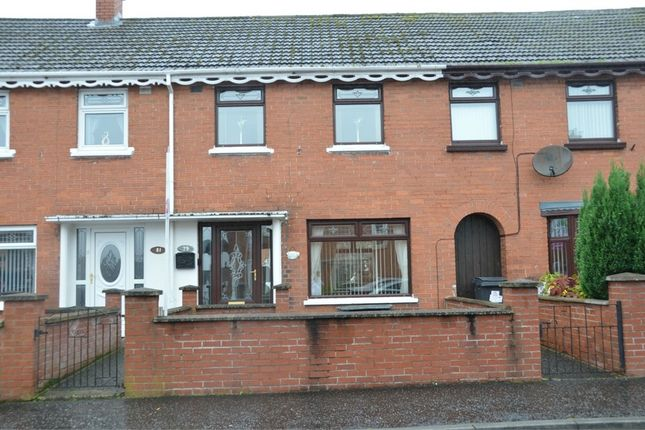 Thumbnail Terraced house for sale in Montreal Street, Belfast, County Antrim