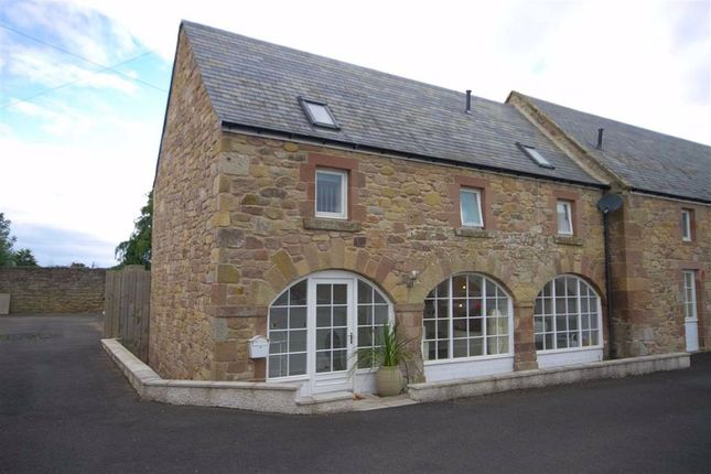Thumbnail Terraced house for sale in Swinton Mill, Swinton, Berwickshire