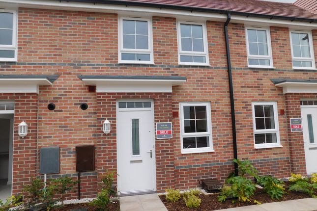 Thumbnail Town house to rent in Gressingham Close, Forest Town, Mansfield