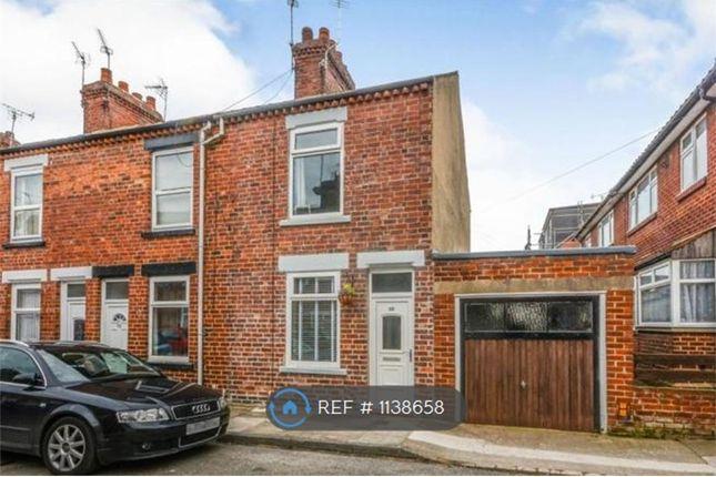 2 bed end terrace house to rent in Kensington Street, York YO23