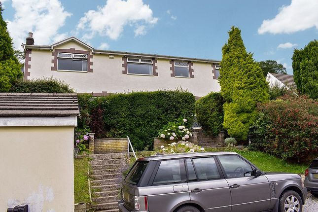 Thumbnail Detached house for sale in Woodland Street, Ogmore Vale, Bridgend .
